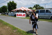 tent sale american pro diving center